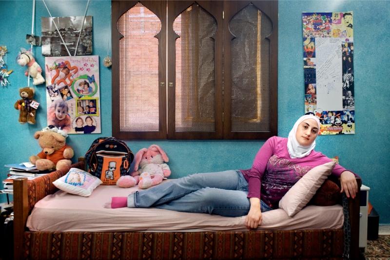 Rania Matar. Lubna, Beirut, Lebanon 2010. Source.