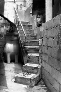 Slippers, Mar Elias Camp, Beirut 2004. Rania Matar. Source
