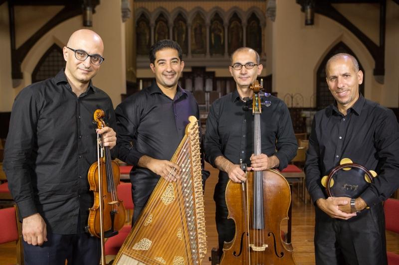 Al-Bustan Takht Ensemble#1(DaveTavani)